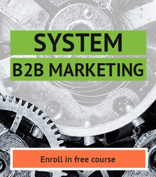 system b2b marketing free course
